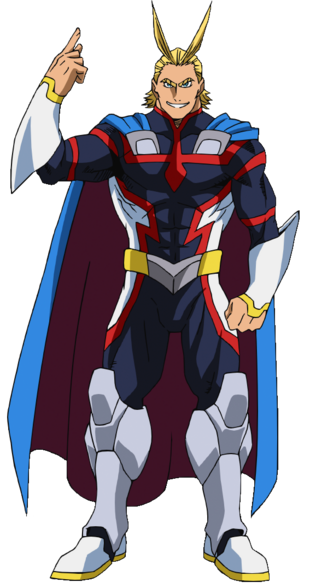 All Might Movie Version - Young.png