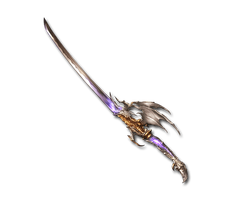 Bahamut Katana