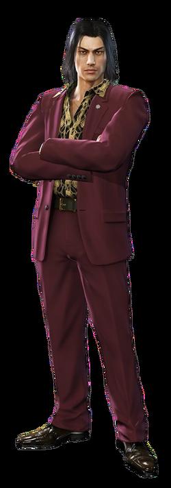 Yakuza 0 nishiki Render.png