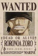 Roronoa Zoro (Post-Timeskip)