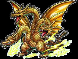 King Ghidorah (Monster Strike)