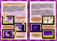 Instruction Booklet Kirby 64 page 4 & 5