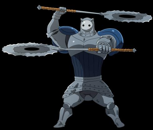 Hugo (Nanatsu no Taizai)