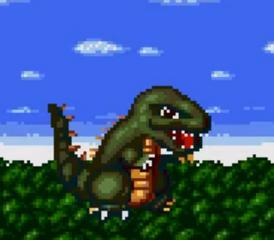 Gorosaurus (Godzilla Doki Doki Kaijuu-tou!!)