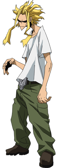 All Might Full Body True Form.png