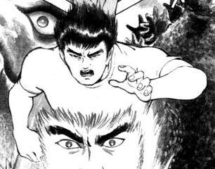 Kentaro's father (Godzilla)