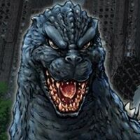 Godzilla (47 Heroines)