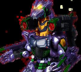 Kiryu Eva-01