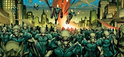 The Apex Predators (DC Comics)