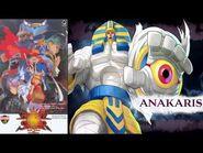 Let's Listen- Darkstalkers 3 (Arcade) - Anakaris, Red Thirst (Extended)