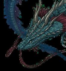 Manda (Godzilla Singular Point)