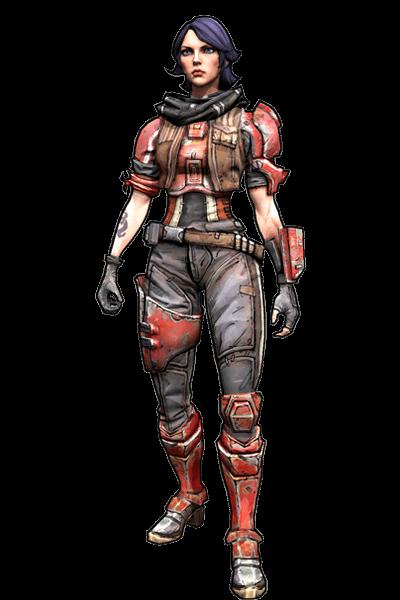 Athena (Borderlands)