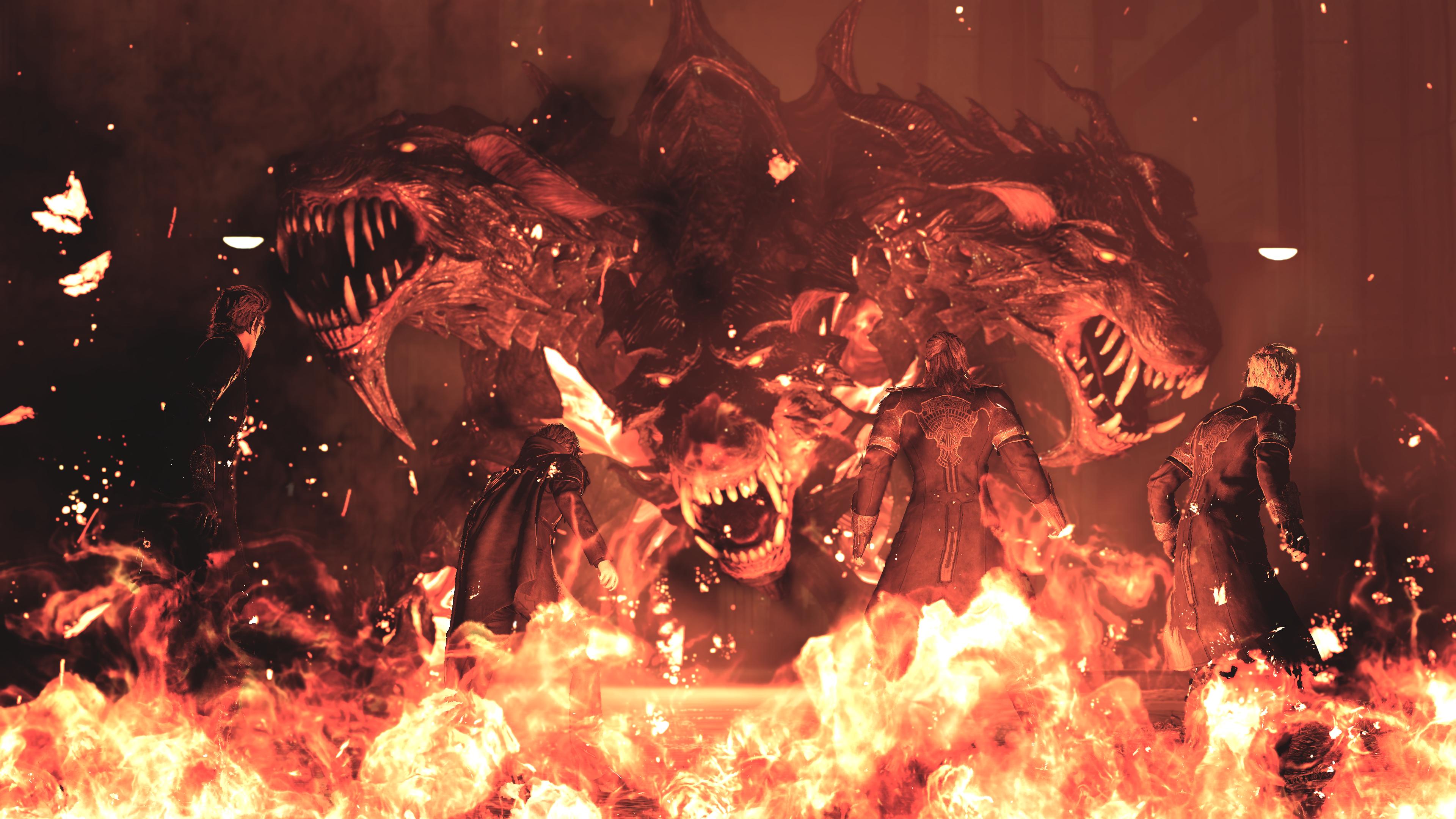 Cerberus (Final Fantasy XV)