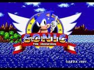 Sonic 1 Intro