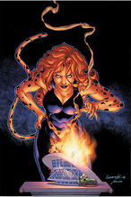 Cheetah (Barbara Minerva) (Post-Crisis)