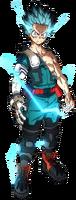 Deku Full Cowl 100% Heroes Rising