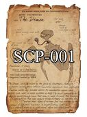 SCP-001 (Dr
