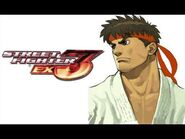 Street Fighter EX3 - Rising Dragon (Ryu's Theme)