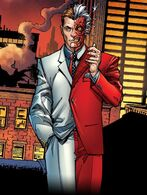 Two-Face (Post-Crisis)