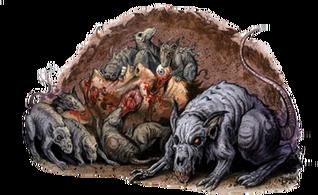 Corpse Rat Swarm