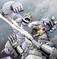 Mechani-Kong (King Kong Escapes)