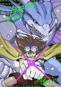 Taichi (V-tamer) and Zeromaru