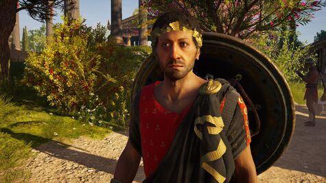 Pausanias (Assassin's Creed)
