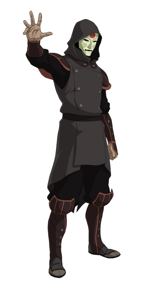 Amon (Legend of Korra)