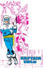 Captain Cold (Pre-Crisis)