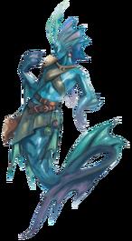 Merfolk (Dungeons and Dragons)