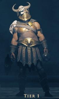 Exekias the Legend (Assassin's Creed)