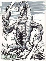 Alien Pods (Godzilla)