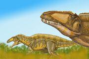 Acrocanthosaurus (Real World)
