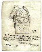 Cthulhu sketch by Lovecraft.jpg