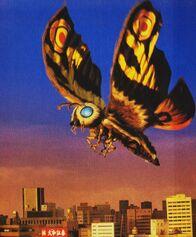 Mothra (Kiryu Saga)