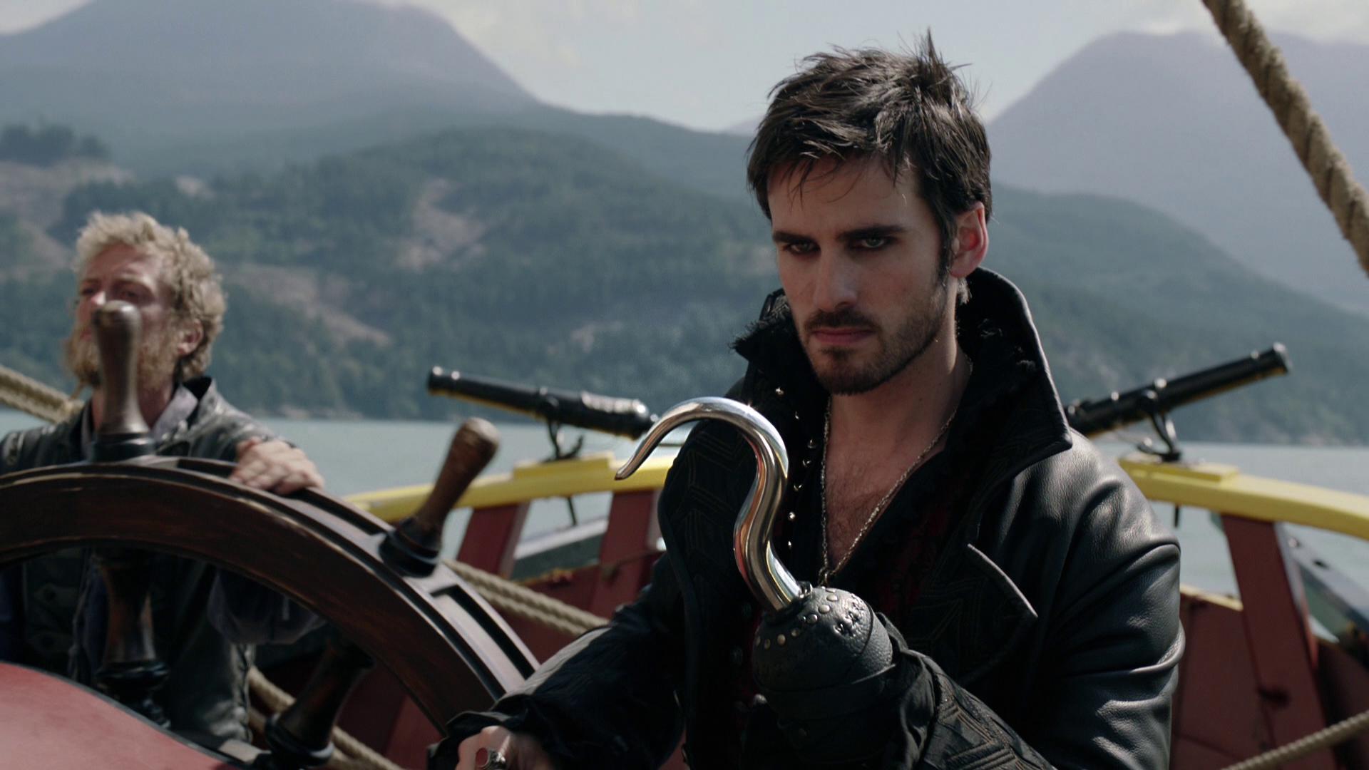Captain Hook (OUAT)