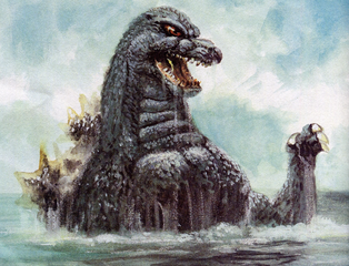 Godzilla (Random House Picture Books)