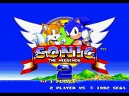 Sonic 2 Intro