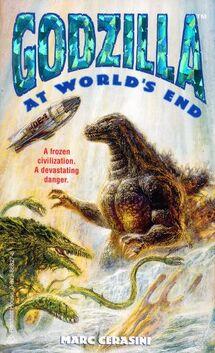 Godzilla at worlds end