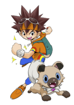 Rockruff (Pokémon Horizons)