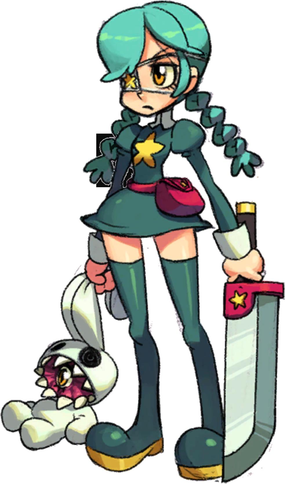 Annie (Skullgirls)