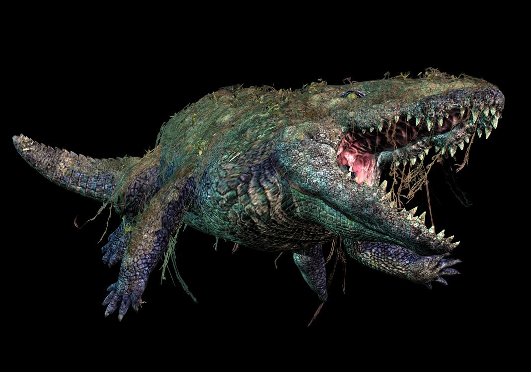 Alligator (Resident Evil)