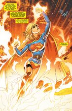 Supergirl (Post-Flashpoint)