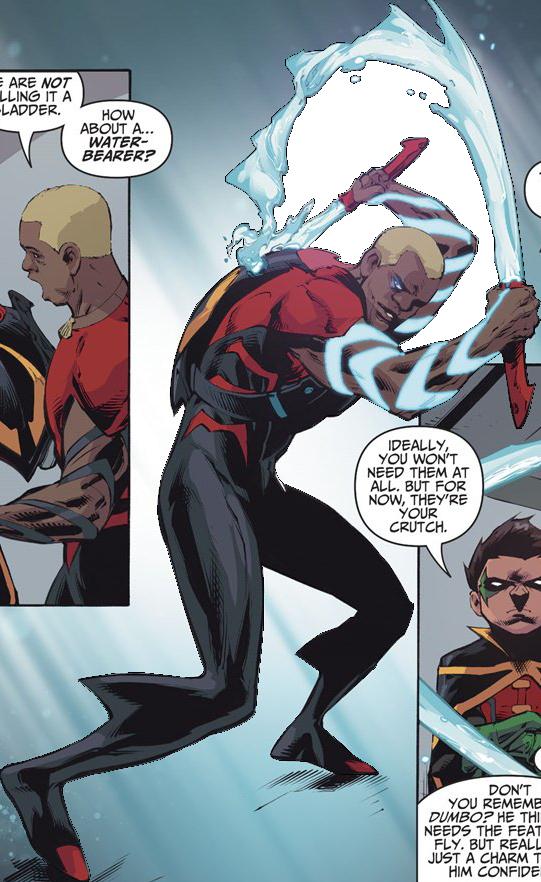 Aqualad (Post-Flashpoint)
