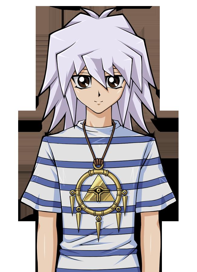 Bakura Ryou (Anime)