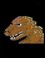 Godzilla (The Movie Monster Game)
