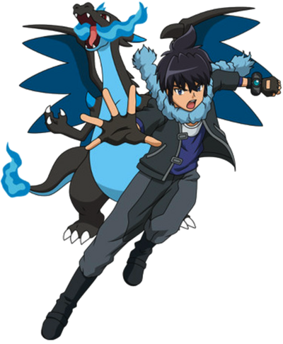 Alain and MCharizard X.png