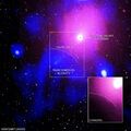 Ophiuchus Supercluster Eruption