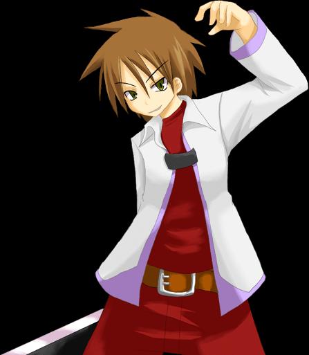 Ryuza (Wonderful World)