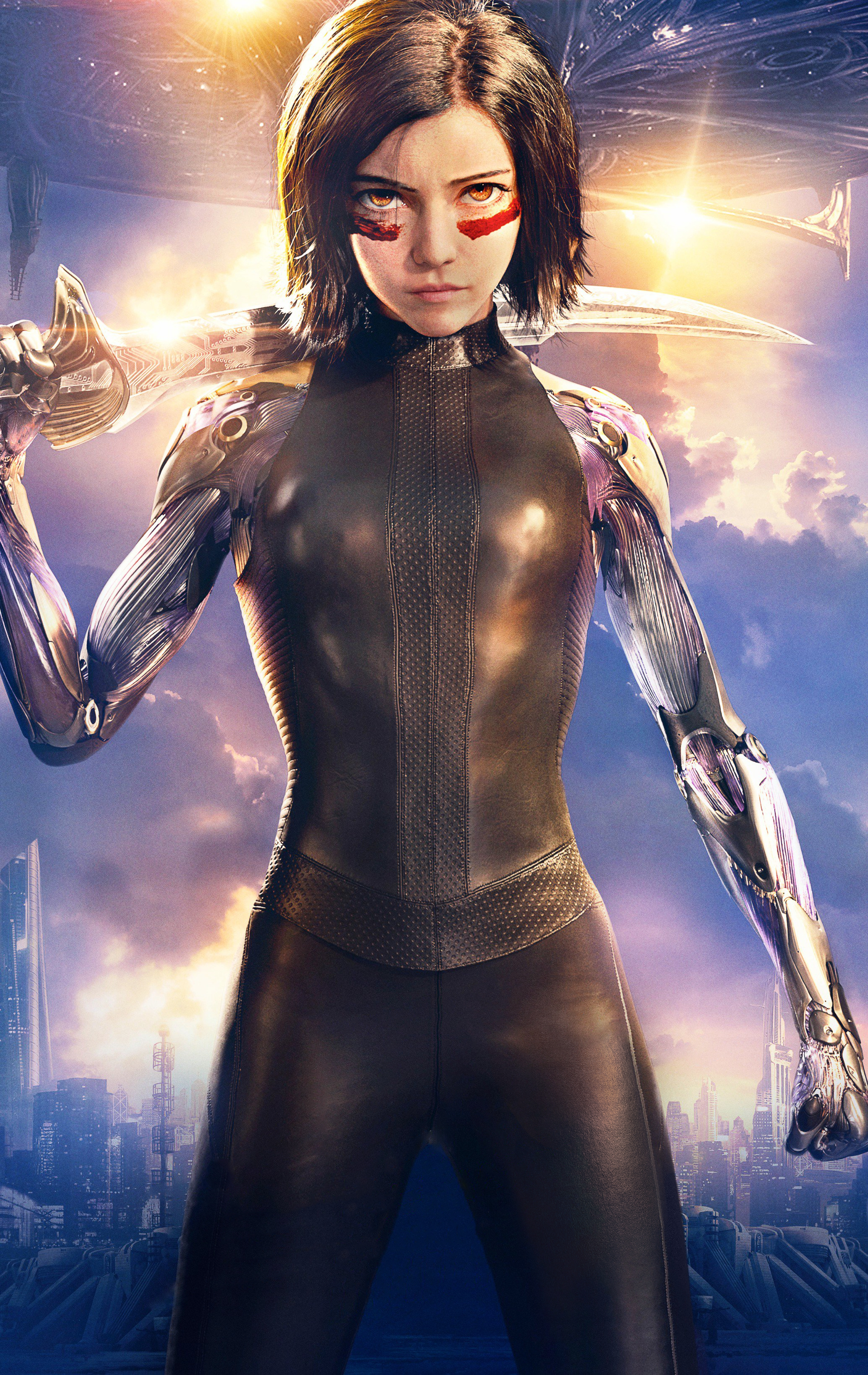 Alita (2019 Movie)
